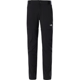The North Face Speedlight Convertible Pants Women, TNF black